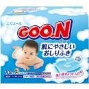 GOO.N 大王 嬰兒濕紙巾 (補充庄-企鵝型濕紙巾盒用)